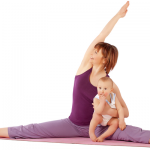 Postnatal Yoga with Baby [THUR 10:15-11:30]